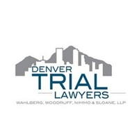 Denver Trial Lawyers Company Logo by Denver Trial Lawyers in Denver CO